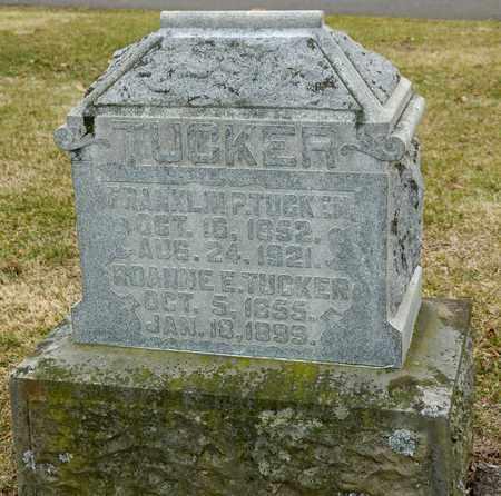 TUCKER, ROANNE E - Richland County, Ohio | ROANNE E TUCKER - Ohio Gravestone Photos