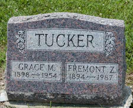 TUCKER, GRACE MARIE - Richland County, Ohio | GRACE MARIE TUCKER - Ohio Gravestone Photos