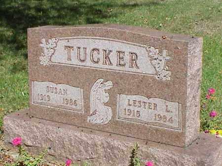 TUCKER, SUSAN - Richland County, Ohio | SUSAN TUCKER - Ohio Gravestone Photos