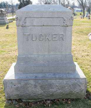 TUCKER, SUSAN - Richland County, Ohio | SUSAN TUCKER - Ohio Gravestone Photos