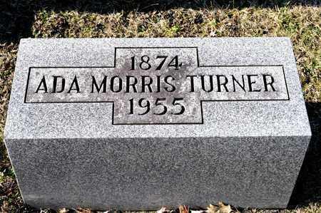 TURNER, ADA - Richland County, Ohio   ADA TURNER - Ohio Gravestone Photos