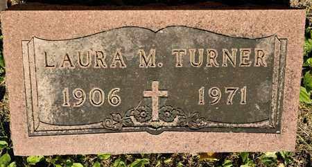 TURNER, LAURA M - Richland County, Ohio | LAURA M TURNER - Ohio Gravestone Photos