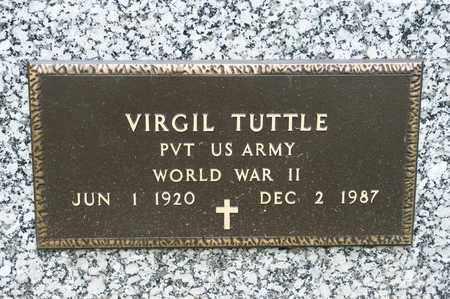 TUTTLE, VIRGIL - Richland County, Ohio | VIRGIL TUTTLE - Ohio Gravestone Photos