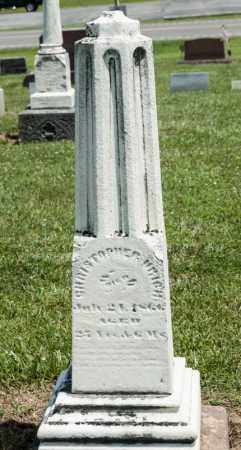URICH, CHRISTOPHER - Richland County, Ohio | CHRISTOPHER URICH - Ohio Gravestone Photos