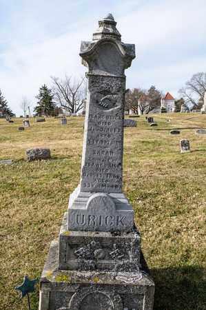 URICK, ISAAC - Richland County, Ohio | ISAAC URICK - Ohio Gravestone Photos