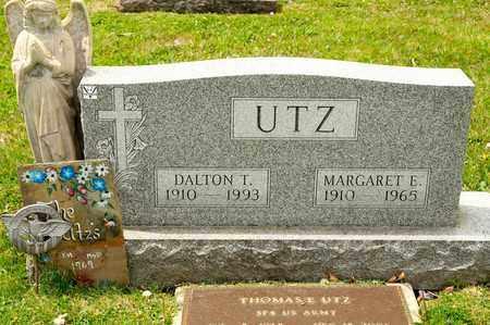 UTZ, DALTON T - Richland County, Ohio | DALTON T UTZ - Ohio Gravestone Photos
