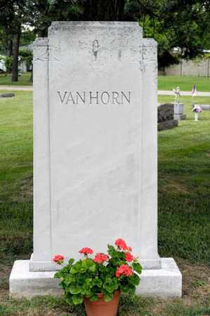 VAN HORN, HENRY JAMES - Richland County, Ohio | HENRY JAMES VAN HORN - Ohio Gravestone Photos