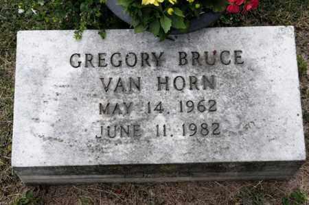 VAN HORN, GREGORY BRUCE - Richland County, Ohio | GREGORY BRUCE VAN HORN - Ohio Gravestone Photos