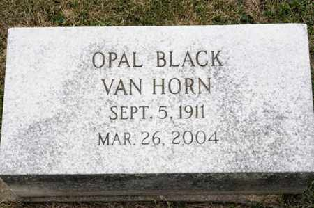 VAN HORN, OPAL - Richland County, Ohio | OPAL VAN HORN - Ohio Gravestone Photos