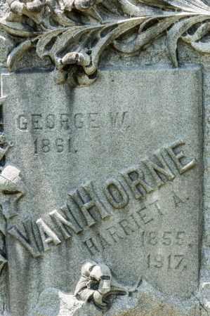 VAN HORNE, GEORGE W - Richland County, Ohio | GEORGE W VAN HORNE - Ohio Gravestone Photos