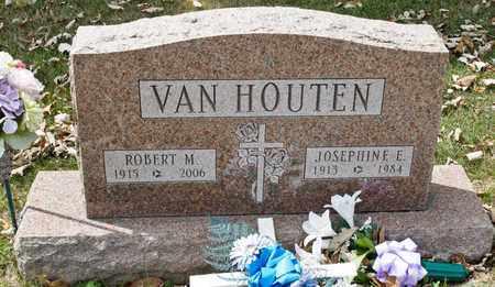 VAN HOUTEN, ROBERT M - Richland County, Ohio | ROBERT M VAN HOUTEN - Ohio Gravestone Photos