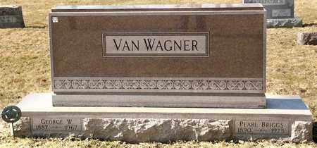 BRIGGS VAN WAGNER, PEARL - Richland County, Ohio   PEARL BRIGGS VAN WAGNER - Ohio Gravestone Photos