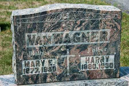 VAN WAGNER, HARRY - Richland County, Ohio   HARRY VAN WAGNER - Ohio Gravestone Photos