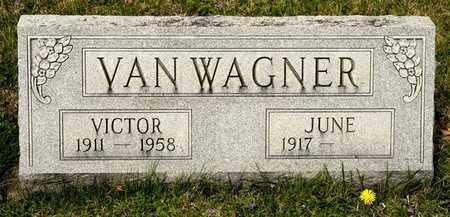 VAN WAGNER, VICTOR - Richland County, Ohio | VICTOR VAN WAGNER - Ohio Gravestone Photos