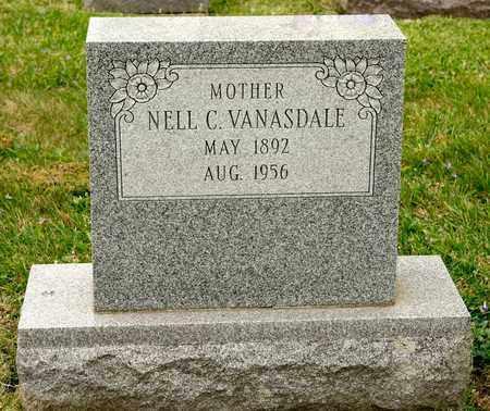 VANASDALE, NELL C - Richland County, Ohio | NELL C VANASDALE - Ohio Gravestone Photos