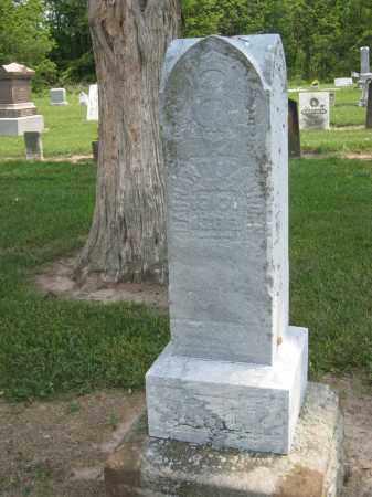 VANHORN, BARNARD - Richland County, Ohio | BARNARD VANHORN - Ohio Gravestone Photos