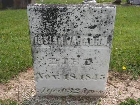 VANHORN, JOSIAH - Richland County, Ohio | JOSIAH VANHORN - Ohio Gravestone Photos