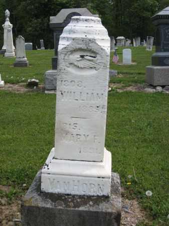 VANHORN, MARY - Richland County, Ohio | MARY VANHORN - Ohio Gravestone Photos