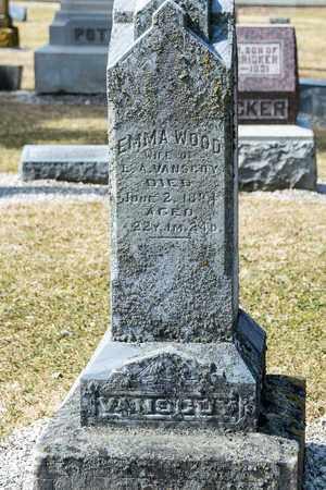 VANSCOY, EMMA - Richland County, Ohio | EMMA VANSCOY - Ohio Gravestone Photos
