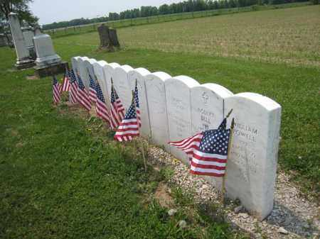 VETERANS, LINEUP - Richland County, Ohio | LINEUP VETERANS - Ohio Gravestone Photos