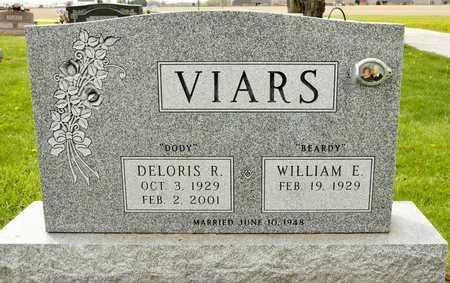 VIARS, DELORIS R - Richland County, Ohio | DELORIS R VIARS - Ohio Gravestone Photos