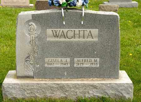 WACHTA, GISELA J - Richland County, Ohio | GISELA J WACHTA - Ohio Gravestone Photos