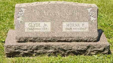 WAGGONER, MURNA K - Richland County, Ohio | MURNA K WAGGONER - Ohio Gravestone Photos