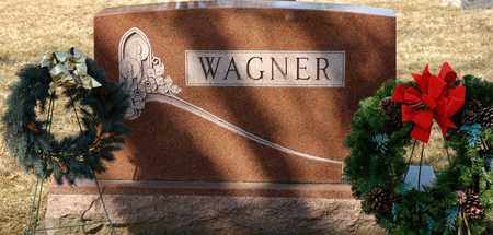 WAGNER, CLARENCE L - Richland County, Ohio | CLARENCE L WAGNER - Ohio Gravestone Photos