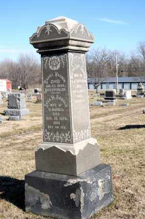 RABOLD WAGNER, ANNA M - Richland County, Ohio | ANNA M RABOLD WAGNER - Ohio Gravestone Photos