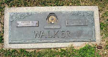WALKER, GEROGE D - Richland County, Ohio | GEROGE D WALKER - Ohio Gravestone Photos