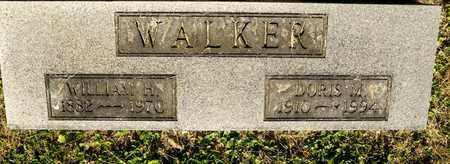 WALKER, WILLIAM H - Richland County, Ohio | WILLIAM H WALKER - Ohio Gravestone Photos