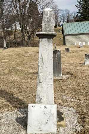 WALKUP, LYDIA - Richland County, Ohio | LYDIA WALKUP - Ohio Gravestone Photos