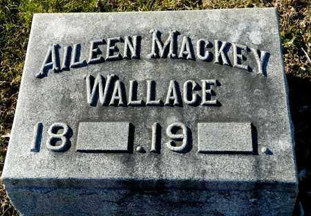 WALLACE, AILEEN - Richland County, Ohio   AILEEN WALLACE - Ohio Gravestone Photos