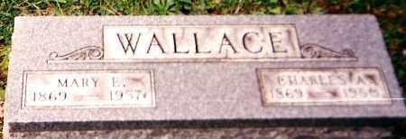 WALLACE, CHARLES AUSTIN - Richland County, Ohio | CHARLES AUSTIN WALLACE - Ohio Gravestone Photos
