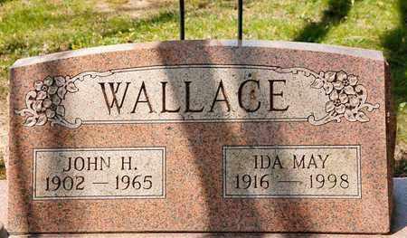 WALLACE, JOHN H - Richland County, Ohio | JOHN H WALLACE - Ohio Gravestone Photos