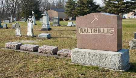 WALTBILLIG, MARGARET - Richland County, Ohio | MARGARET WALTBILLIG - Ohio Gravestone Photos