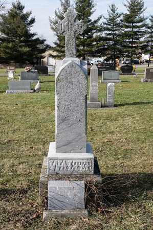 WALTER, EMMA - Richland County, Ohio | EMMA WALTER - Ohio Gravestone Photos
