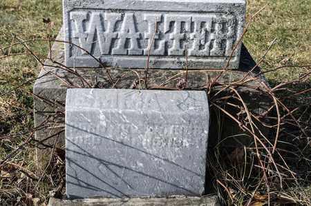WALTER, EMMA M - Richland County, Ohio | EMMA M WALTER - Ohio Gravestone Photos