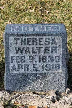 WALTER, THERESA - Richland County, Ohio | THERESA WALTER - Ohio Gravestone Photos