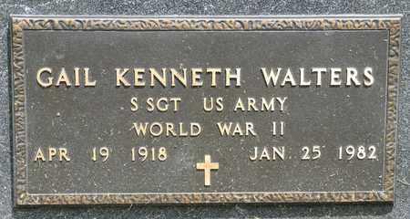 WALTERS, GAIL KENNETH - Richland County, Ohio | GAIL KENNETH WALTERS - Ohio Gravestone Photos