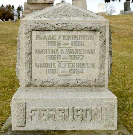 FERGUSON, ISAAC - Richland County, Ohio | ISAAC FERGUSON - Ohio Gravestone Photos