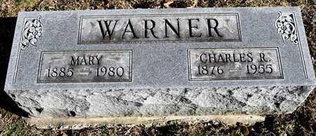 WARNER, MARY - Richland County, Ohio | MARY WARNER - Ohio Gravestone Photos