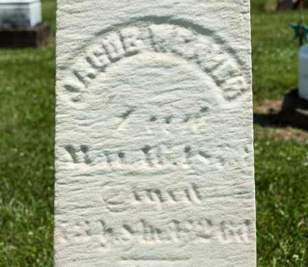 WEAVER, JACOB - Richland County, Ohio   JACOB WEAVER - Ohio Gravestone Photos