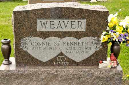 WEAVER, KENNETH P - Richland County, Ohio | KENNETH P WEAVER - Ohio Gravestone Photos