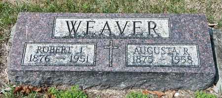 WEAVER, ROBERT J - Richland County, Ohio | ROBERT J WEAVER - Ohio Gravestone Photos