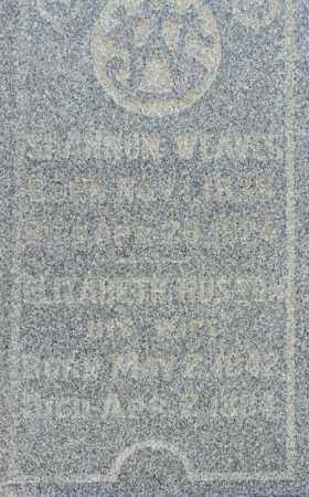 WEAVER, SHANNON - Richland County, Ohio | SHANNON WEAVER - Ohio Gravestone Photos