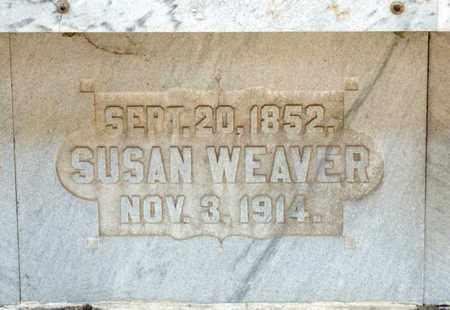 WEAVER, SUSAN - Richland County, Ohio   SUSAN WEAVER - Ohio Gravestone Photos