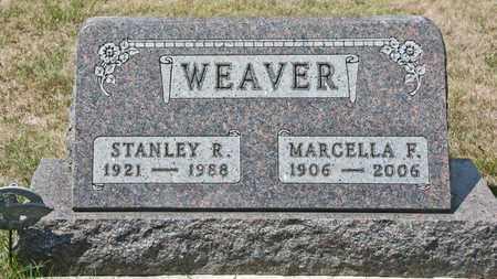 WEAVER, MARCELLA F - Richland County, Ohio   MARCELLA F WEAVER - Ohio Gravestone Photos