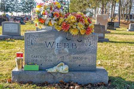 WEBB JR, GARLAND - Richland County, Ohio | GARLAND WEBB JR - Ohio Gravestone Photos