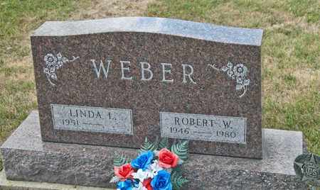 WEBER, ROBERT W - Richland County, Ohio   ROBERT W WEBER - Ohio Gravestone Photos